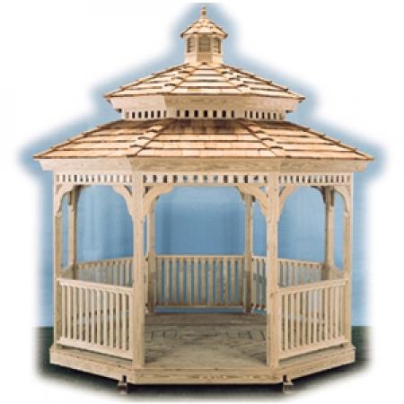10 Octagon Pagoda
