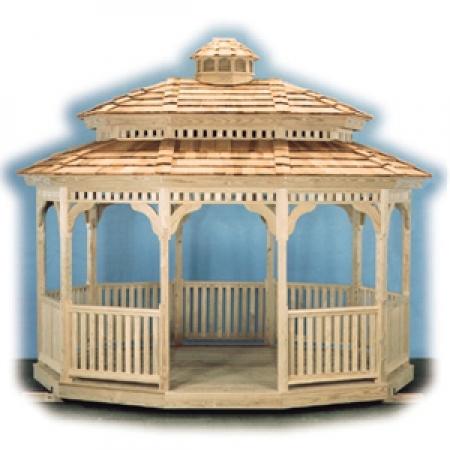 15 Standard Oval Pagoda