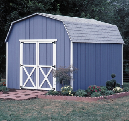 6-ft Wall Mini Barn