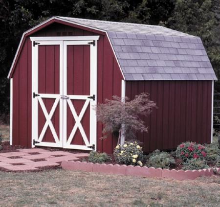 Standard Mini Barn