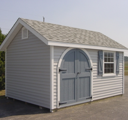Classic A-Frame Storage Shed