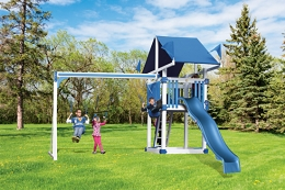 KC-3 Deluxe Swing Set