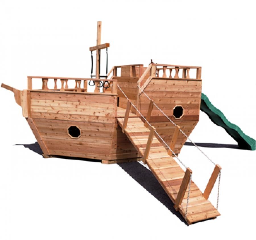 Корабли из дерева для детей своими руками 60