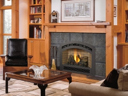 FPX 564 Space Saver Gas Fireplace