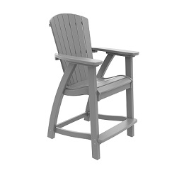 Poly Regal Balcony Chair