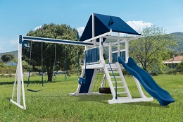 SK-4 Mountain Climber Swing Set