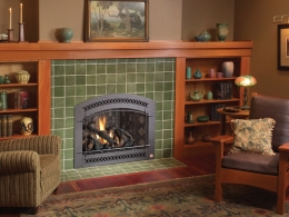 FPX 864 Gas Fireplace