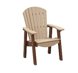 Poly Supreme Dining Chair