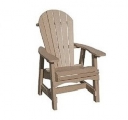 Poly Adirondack Deck Chair