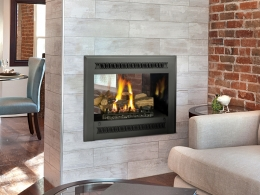 FPX 864 See-Thru Gas Fireplace