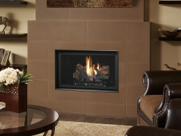 FPX 564 Space Saver Clean Face Gas Fireplace