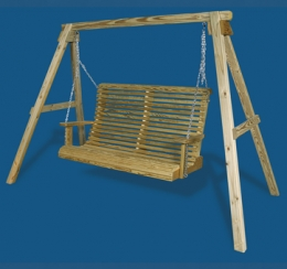 Shown with Swing Frame (sold seperately)