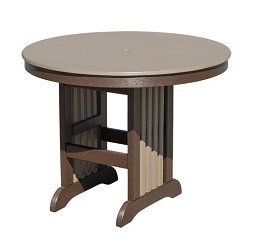 "Poly 44"" Balcony Table"