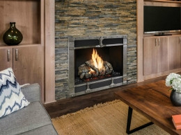 FPX 864 40K Gas Fireplace